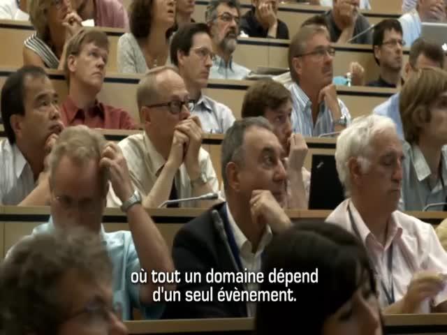 Particle Fever - La Fièvre des Particules : Mark Levinson
