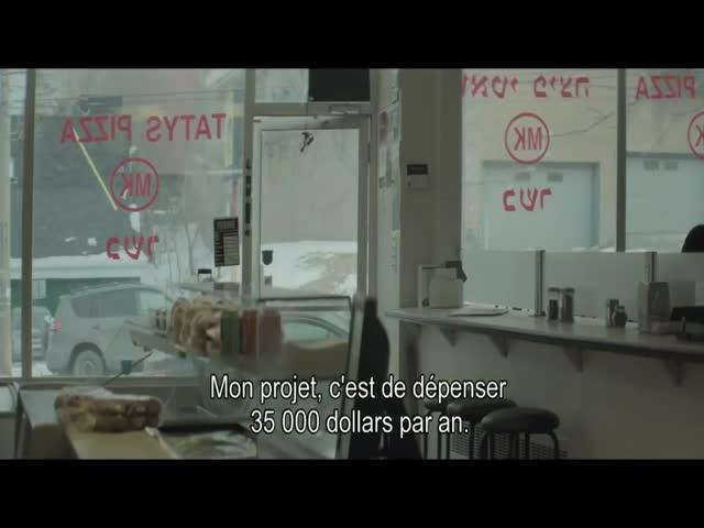 F�lix et Meira : Benoit Girard