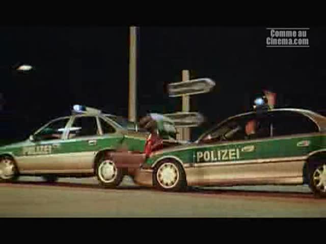 AUTOROUTE RACER : Hannes Hubach