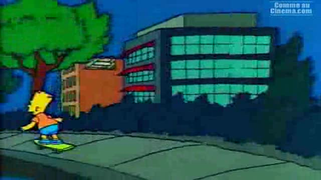 Les Simpson : Elizabeth Taylor
