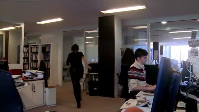 Les Gens du Monde : Arnaud Leparmentier