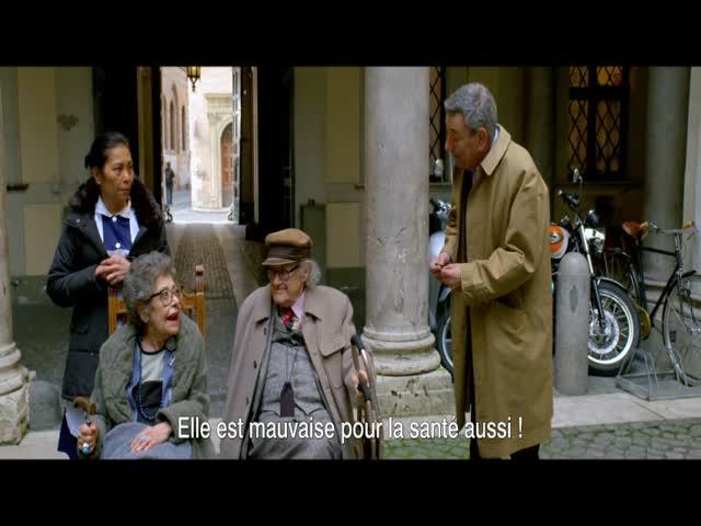 Bons à rien : Sivia Polidori