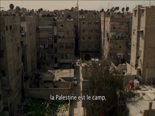 Les Chebabs de Yarmouk : Axel Salvatori-Sinz