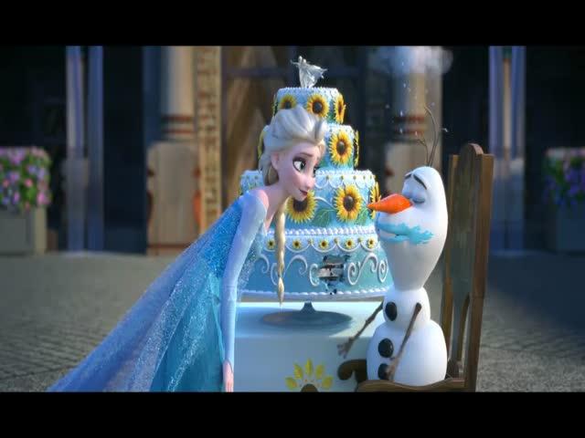La Reine des Neiges - Une fête givrée : Chris Buck