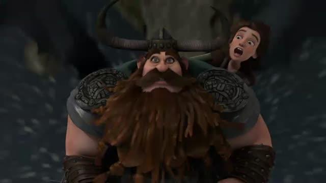 Bande-annonce VOST : Dragons : Défenseurs de Beurk