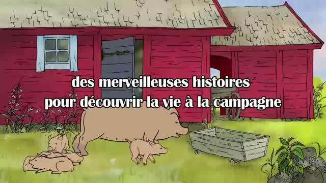 Les Aventures d'Emile à la Ferme : Jeanne Clinchamp