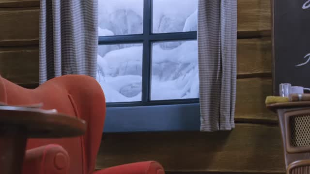 De la neige pour Noël : Stéphane Flamant