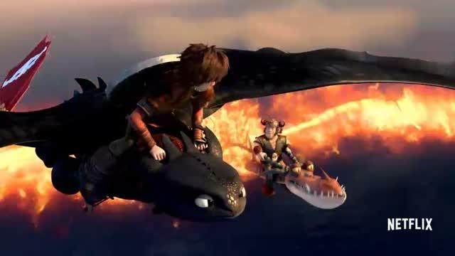 Dragons : Par delà les rives : Art Edler Brown