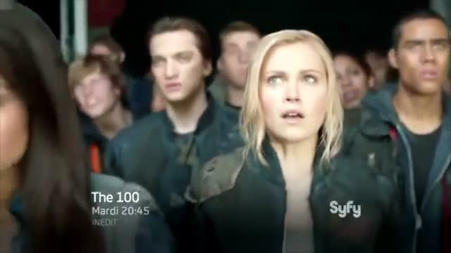 Bande-annonce : The 100 - Saison 1