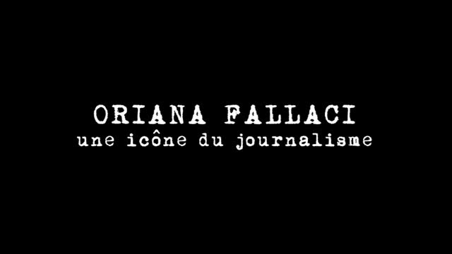 Bande-annonce VOST : Oriana Fallaci