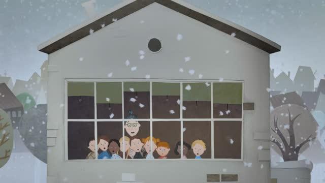 Neige et les Arbres Magiques : Antoine Lancieux
