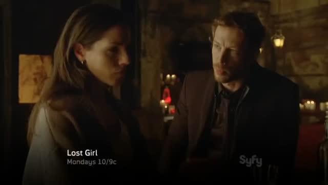 Teaser VO : Lost Girl - Saison 1