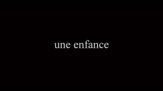 Une Enfance : Pierre Lenoir