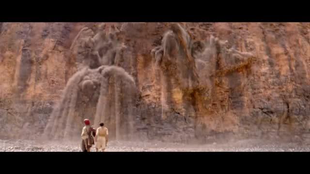 Les Nouvelles Aventures d'Aladin : Saad Fekhari