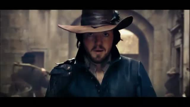 Bande-annonce VO : The Musketeers - Saison 1