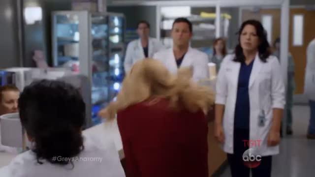 Bande-annonce VO : Grey's Anatomy - Saison 12