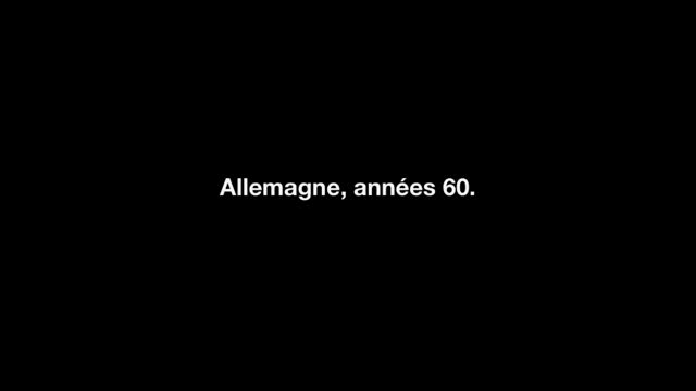Une Jeunesse Allemande : Anne Paschetta