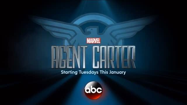 Teaser VO : Agent Carter - Saison 1