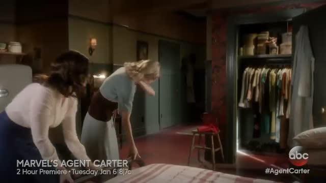 Extrait 1 VO : Agent Carter - Saison 1