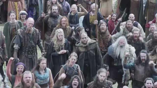Bande-annonce VO : Vikings - Saison 4