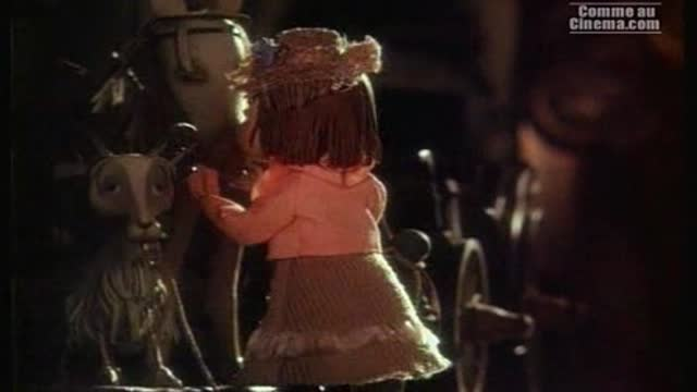 Cosette et le petit cordonnier : Arnolds Burovs