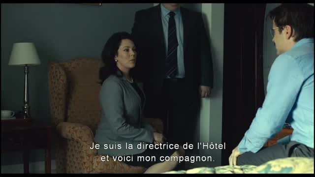Extrait 1 VOST : The Lobster