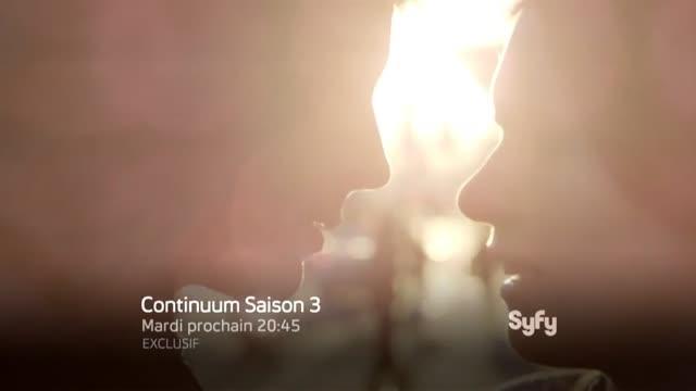 Bande-annonce : Continuum - Saison 3