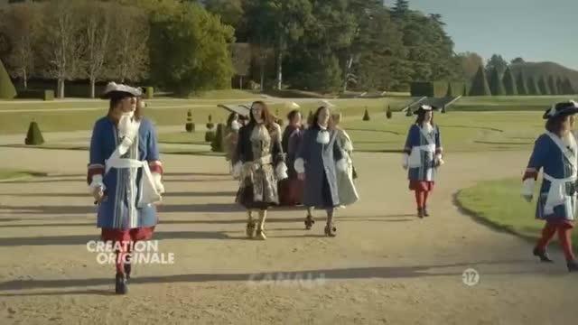 Versailles : Lizzie Brocheré
