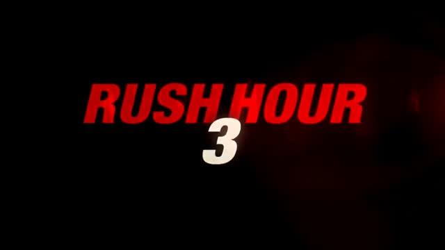 Rush Hour, la série : Blake McCormick
