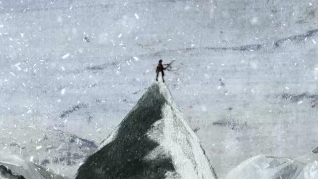 La Montagne Magique : Anca Damian