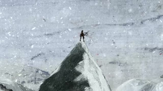 La Montagne Magique : Sebastian  Wlodarczyk