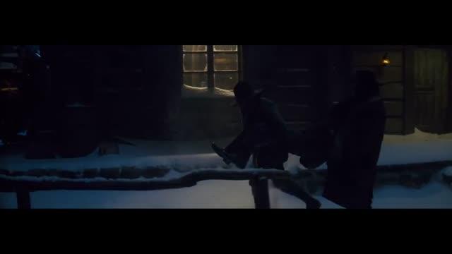 Les Huit Salopards : Amber Tamblyn