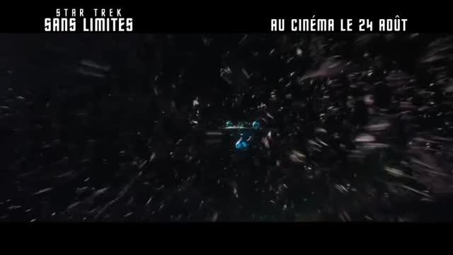 Star Trek sans Limites : Simon Pegg