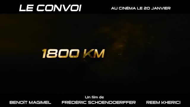 Le Convoi : Frederic Schoendorffer