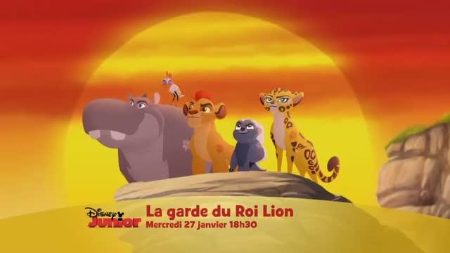 Bande-annonce : La Garde du Roi Lion - Un Nouveau Cri