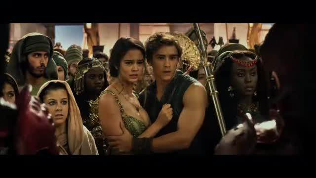 Gods of Egypt : Rufus Sewell