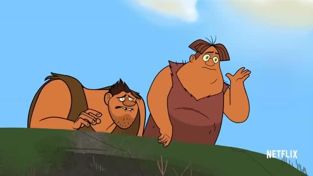 Bande-annonce : Les Croods : Origines - Saison 1
