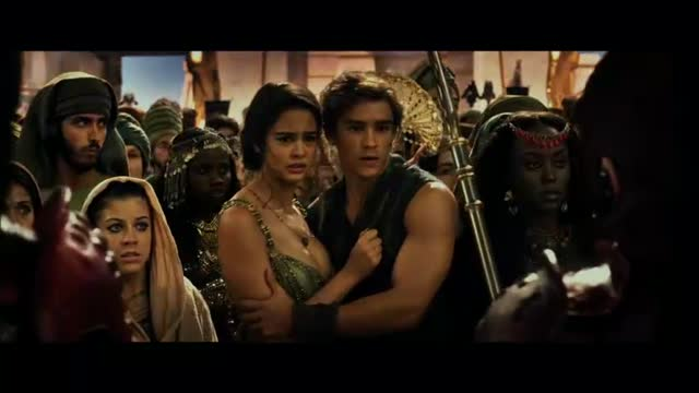 Gods of Egypt : Alex Proyas