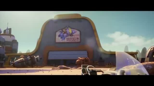 Ratchet et Clank : Sylvester Stallone