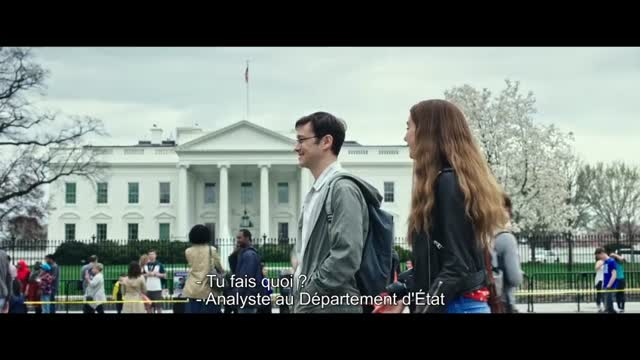 Snowden : Rhys Ifans