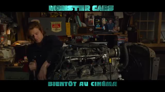 Bande-annonce : Monster Cars