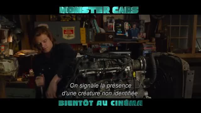Bande-annonce VOST : Monster Cars