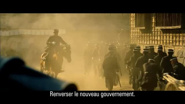 Bande-annonce VOST : Kenshin - Kyoto Inferno