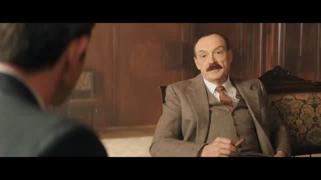 Stefan Zweig, Adieu l'Europe : Jan Schomburg