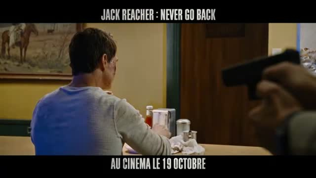 Jack Reacher : Never Go Back : Edward Zwick