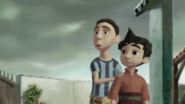 Iqbal, l'enfant qui n'avait pas peur : Yvan Le Bolloc�h