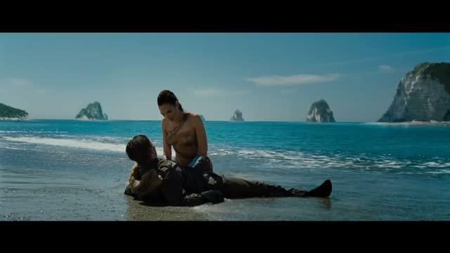 Wonder Woman : Chris Pine