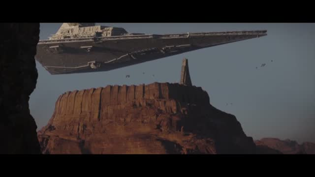Bande-annonce : Rogue One - A Star Wars Story