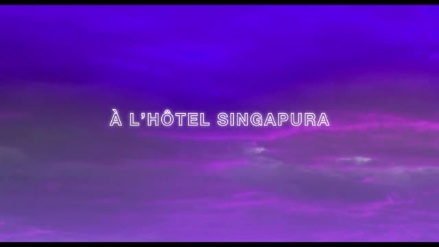 Hotel Singapura : George Young