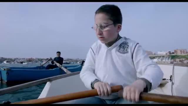 Fuocoammare, par-delà Lampedusa : Fabrizio Federico